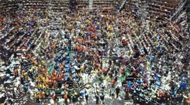Chicago, Board of Trade II 1999 by Andreas Gursky, TATE