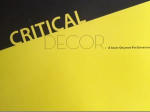 CriticalDecor
